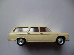 DINKY TOYS FRANCE 525-1966 PEUGEOT 404 BREAK COMMERCIALE - Toy Memorabilia
