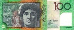 AUSTRALIA 100 DOLLARS (1996) P-55 XF+/AU S/N BB 96940345 [AU223a] - Decimal Government Issues 1966-...