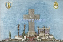 51735 ARGENTINA XXXII CONGRESO EUCARISTICO INTERNACIONAL POSTAL POSTCARD