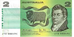 AUSTRALIA 2 DOLLARS ND (1979) P-43 UNC [ AU211e ] - Decimaal Stelsel Overheidsuitgave 1966-...