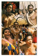 Cp-Swaziland - Faces Of Swaziland - Swaziland