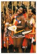 Cp-Swaziland - Girls, Reed Dance - Swaziland