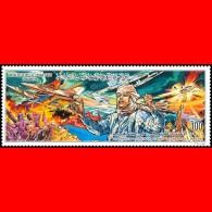 *** USA AMERICA Vs LIBYA GADDAFI (1986 Issue #1 MNH) - Libya