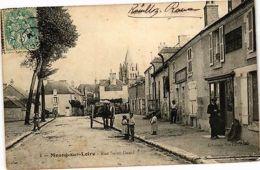 CPA Meung Sur Loire - Rue Saint-Denis (271349) - Unclassified