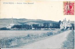 PUIGCERDA -  ESPAGNE - Bolvir - Casa  Manaud - RARE - ENCH0616 - - Gerona