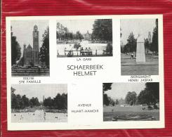 Belgique - SCHAERBEEK - Helmet - Multivues - België