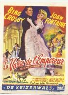 Petite Affichette De Cinéma: La Valse De L'empereur - Plakate