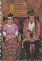 ASIE----INDONESIE---pasangan Pengantin Tanimbar,maluku Tenggara---voir 2 Scans - Indonésie