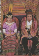 ASIE----INDONESIE---pasangan Pengantin Tanimbar,maluku Tenggara---voir 2 Scans - Indonesia