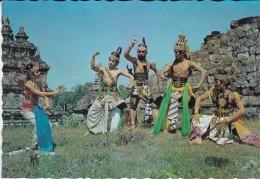 ASIE----INDONESIE---srikandi Melaporkan Terbunuhnya Subadra Pada Keluarga (arjuna,bima,kresna Dan Gatotka---voir 2 Scans - Indonesia