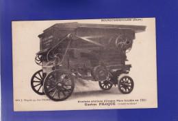 Ateliers Gaston Filoque  Bourgtheroulde Moissonneuse ? Machine Agricole (Très Très Bon  état) --1279 - Publicité
