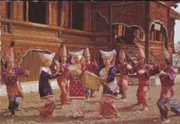 ASIE----INDONESIE--tari Persembahan,sumatera Barat---voir 2 Scans - Indonesia