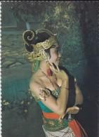 ASIE----INDONESIE--a Charming Javanese Dancer--voir 2 Scans - Indonésie