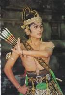 ASIE----INDONESIE---arjuna Kesatria Cakap Susila Dan Penuh Tanggang Jawab--voir 2 Scans - Indonesia