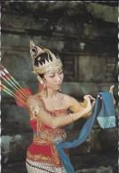 ASIE----INDONESIE---srikandi Prajurit Wanita Keluarga Pandawa--voir 2 Scans - Indonésie