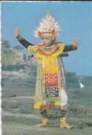 ASIE----INDONESIE---tari Baris,bali--voir 2 Scans - Indonésie