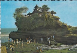 ASIE----INDONESIE--tanah Lot,bali--voir 2 Scans - Indonésie