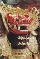 ASIE----INDONESIE--topeng (kadok) Barong,bali--voir 2 Scans - Indonésie