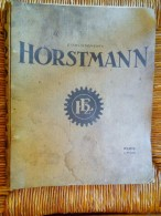 1936 1938 Gros Catalogue HORSTMANN - Scans Recto-verso - Francia