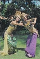 ASIE----INDONESIE-- Tari Oleg.bali--voir 2 Scans - Indonésie