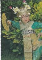 ASIE----INDONESIE-- Tari Legong.bali--voir 2 Scans - Indonésie