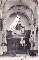 Yaz- 70 Hte Saone  Cpa  OISELAY   (orgues) - Autres Communes