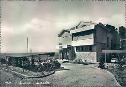 As554 - Villa San Giovanni - Reggio Calabria - Autostello - Reggio Calabria