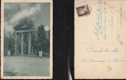6101) RUDERI TEMPIO ROVINE ROMANE VIAGGIATA 1932 LUOGO DA IDENTIFICARE - Italie