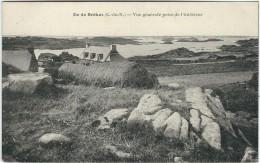 Cotes D´Armor, Ile De Brehat, Vue Générale Prise De L'Interieur - Ile De Bréhat