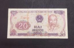 Viet Nam Vietnam 20 Dong VF Banknote 1985 / Billet 1985 -P#96 - Vietnam