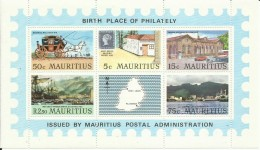 MAURICIO YVERT HB/ 3 MNH  ** - Mauritius (1968-...)
