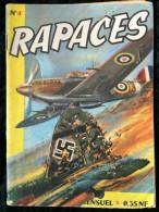 RAPACES N°4 (cag01) - Rapaces