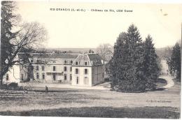 RIS ORANGIS Château De Ris Côté Ouest Neuve Excellent état - Ris Orangis
