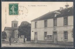 CPA 10 - Fontette, Place De La Mairie - RARE - Autres Communes