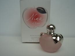 "NINA RICCI ""NINA: L'EAU""  MINI  EAU FRAICHE   4 ML  GRANDE BOITE ,IMPECCABLE LIRE ET VOIR !! - Miniatures Womens' Fragrances (in Box)"