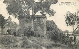 30 - GARD - Gallargues - Ruines Du Moulin De Vendran - Gallargues-le-Montueux