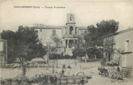30 - GARD - Gallargues - Temple Protestant - Gallargues-le-Montueux