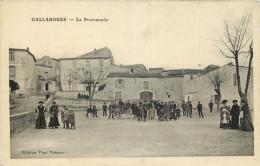 30 - GARD - Gallargues - Promenade - Gallargues-le-Montueux