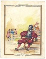 Chromo Au Bon Marché, Maison Boucicaut, Vieux Paris Exposition 1900, Officier De Garde, Signé Robida - Autres