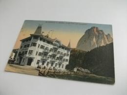 ST. CHRISTINA IN GRODEN HOTEL POST MIT  LANGKOFEL - Hotels & Restaurants