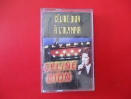 Cassette Audio Celine Dion A L'olympia - Audiokassetten