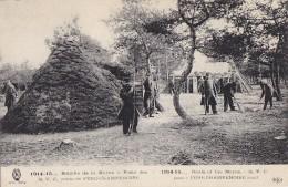 Militaria - Poste Des GVC Route De Fère Champenoise - War 1914-18