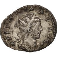 Gallienus, Antoninianus, Lyons, TTB+, Billon, RIC:44 - 5. L'Anarchie Militaire (235 à 284)