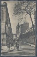 CPA 16 - Cognac, Le Clocher Saint-Léger Vu Du Boulevard - Cognac