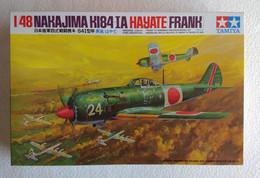 Nakajima KI-84-IA Hayate ( Frank ) 1/48 Tamiya - Airplanes