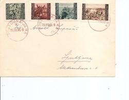 Yougoslavie -Istrie ( Lettre De 1945 De Postouna-Jama Vers Ljubliana à Voir) - Briefe U. Dokumente