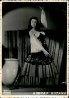 France – Photo Dédicacée D'une Catcheuse (ou Lutteuse) Années 60 – Détaillons Collection - Petit Format - A Voir 16878 - Sports