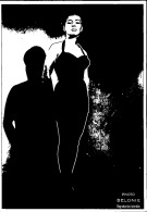 France – Photo Dédicacée D'une Catcheuse (ou Lutteuse) Années 60 – Détaillons Collection - Petit Format - A Voir 16880 - Sports