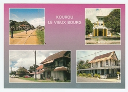 GUYANE FRANCAISE KOUROU LE VIEUX BOURG - NON CIRCULÉE - Guyane