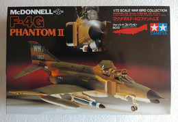Mc Donnell F-4G Phantom II  1/72   ( Tamiya ) - Airplanes